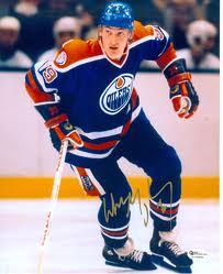 Wayne Gretzky ishockey