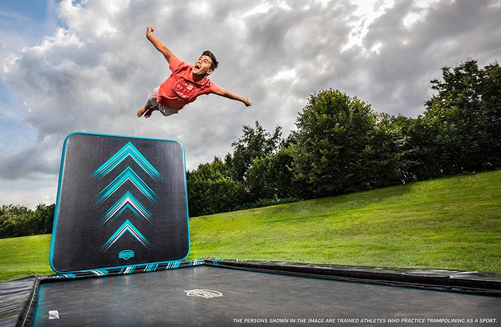 berg trampoliner fra Gymplay